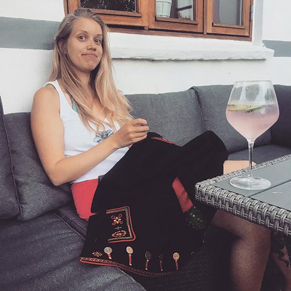 Christine syr bunad